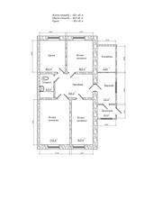 Продается дом в Караганде в районе детской больницы-Октябрьский район